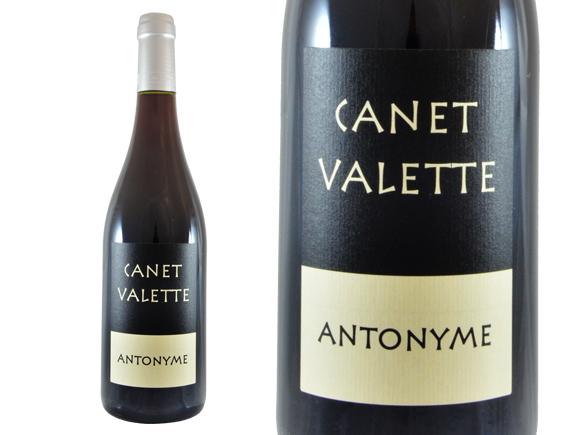 DOMAINE CANET VALETTE ANTONYME ROUGE 2019