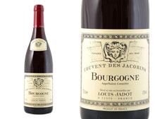 LOUIS JADOT BOURGOGNE COUVENT DES JACOBINS ROUGE 2017