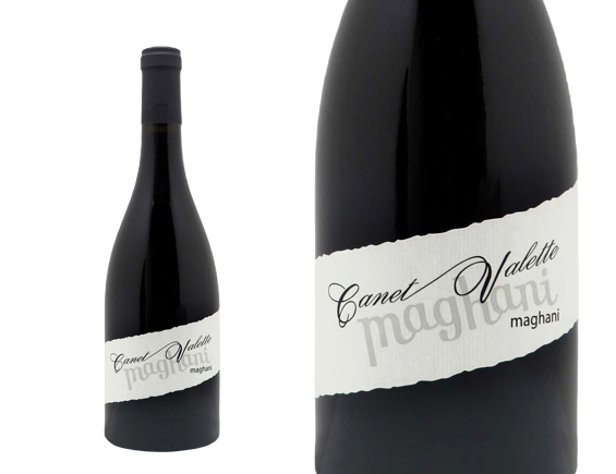 DOMAINE CANET VALETTE MAGHANI ROUGE 2019