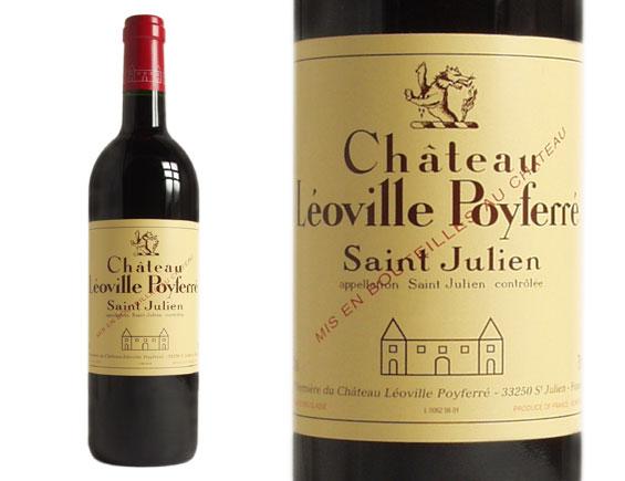 CHÂTEAU LEOVILLE POYFERRE rouge 2001, Second Cru Classé en 1855