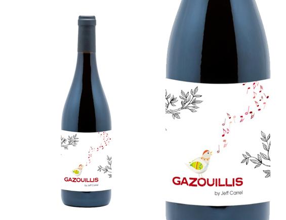 GAZOUILLIS MALBEC BY JEFF CARREL 2019