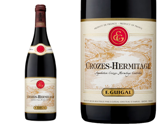 GUIGAL CROZES-HERMITAGE ROUGE 2017