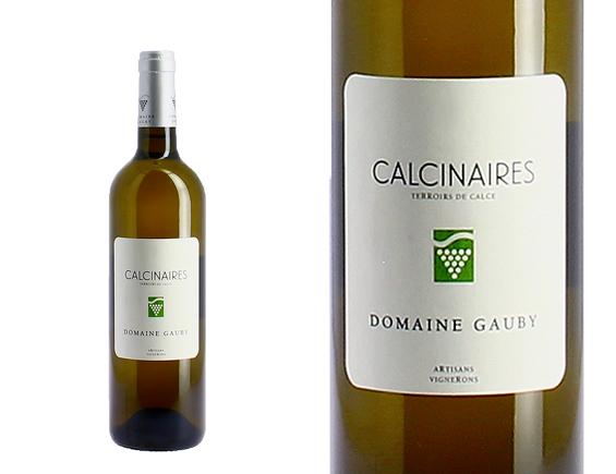 DOMAINE GAUBY LES CALCINAIRES BLANC 2019