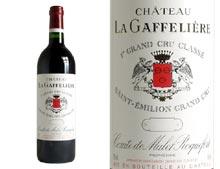 CHÂTEAU LA GAFFELIERE rouge 2004, Premier Grand Cru Classé