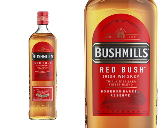 WHISKY BUSHMILLS RED BUSH