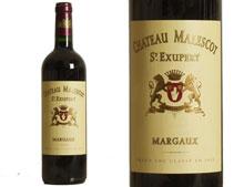 CHÂTEAU MALESCOT SAINT EXUPERY rouge 1999, Troisième Cru Classé en 1855