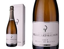 CHAMPAGNE BILLECART SALMON BLANC DE BLANCS ETUI