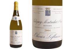 PULIGNY-MONTRACHET 1er CRU ''LES REFERTS'' 2005 blanc