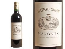 CHÂTEAU SIRAN rouge 2005 , Cru Bourgeois Exceptionnel