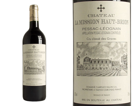CHATEAU LA MISSION HAUT BRION ROUGE 2005