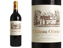 CHATEAU OLIVIER rouge 1996, Cru Classé de Graves