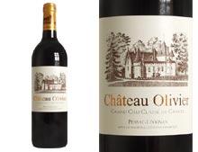 CHATEAU OLIVIER ROUGE 1998, Cru Classé de Graves