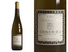 YVES CUILLERON CONDRIEU ''Les Chaillets'' blanc 2005