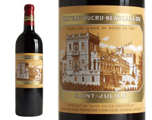 CH�TEAU DUCRU-BEAUCAILLOU 2006 rouge, Second Cru Class� en 1855