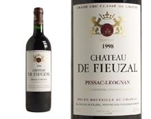 CHÂTEAU DE FIEUZAL rouge 1998