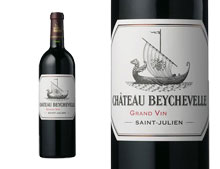 CH�TEAU BEYCHEVELLE 2007 rouge - 0.750 L