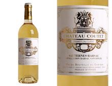 CHÂTEAU COUTET 2007 blanc liquoreux