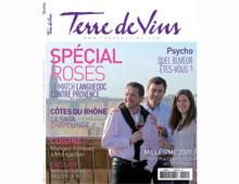 Abonnement au magazine Terre de vins (1 an : 6 numéros + 1 Hors Série)
