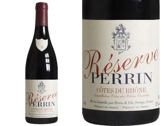 PERRIN RESERVE Côtes du Rhône 2009