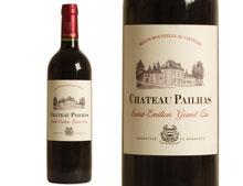 Château Pailhas 2008 Rouge