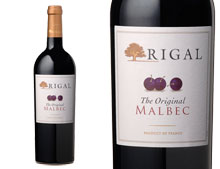 Rigal The Original Malbec 2009 Rouge